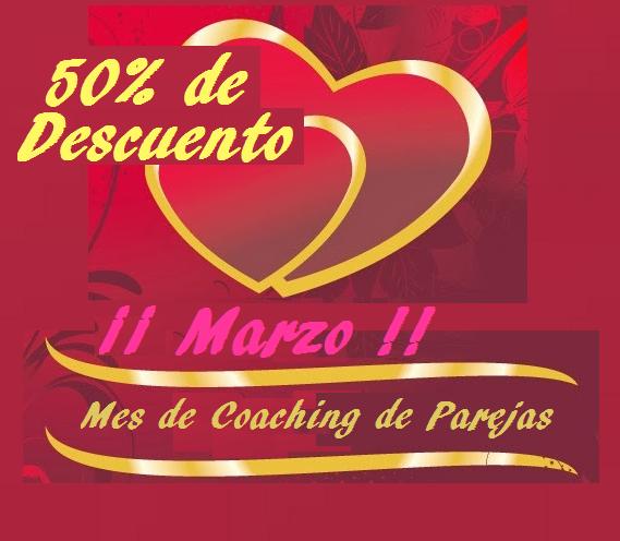 MARZO, EL MES DE COACHING DE PAREJAS