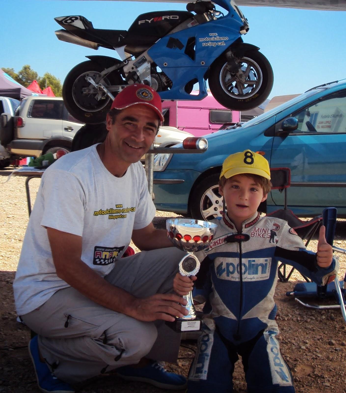 Con Jordi Espallargas