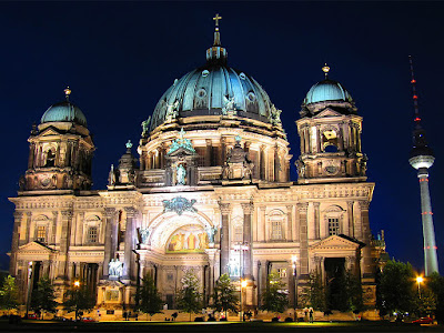 Berliner Dom Berlin Cathedral, Germany