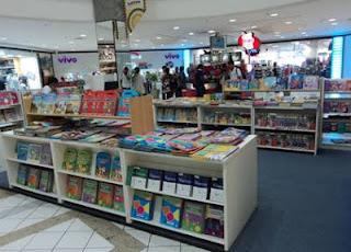 Passeio Shopping promove a feira de livros Ciranda Cultural