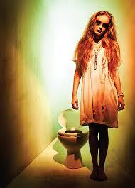 lenda urbana, loira do banheiro, bloody mary, djinn, terror, estrada, fantasma, medo