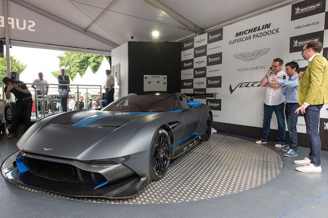 Aston Martin Vulcan Track Monster
