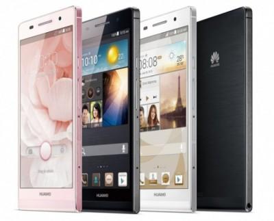 April 2014, Huawei Ascend P7 Siap Diluncurkan