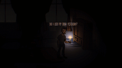 Anxiety game review screenshot