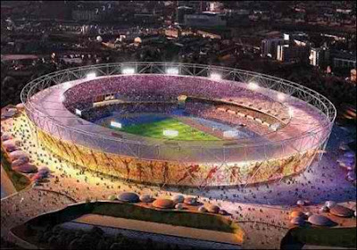 London2012 Closing Ceremony venue