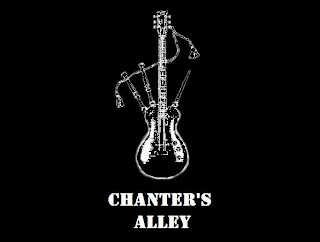Chanter's Alley - Broken