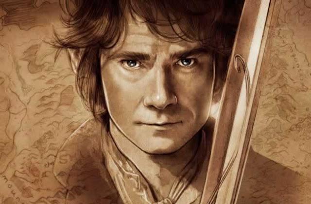 O Hobbit Uma Jornada Inesperada Desenho