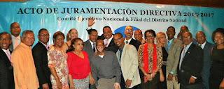 SNTP juramenta directivas Nacional y del DN
