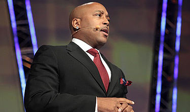 DAYMOND JOHN (1969-PRESENT) BUSINESSMAN, MOTIVATIONAL SPEAKER