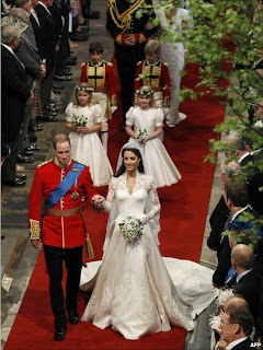 Royal Wedding Ceremony Picture