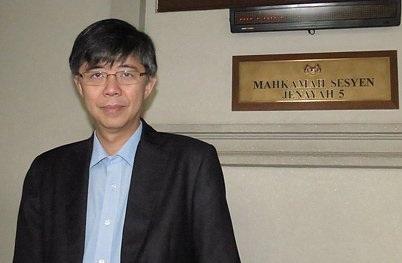 Naib presiden PKR Tian Chua