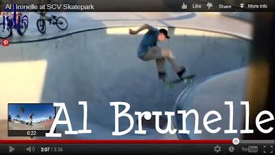 Al Brunelle, Skateboarding videos