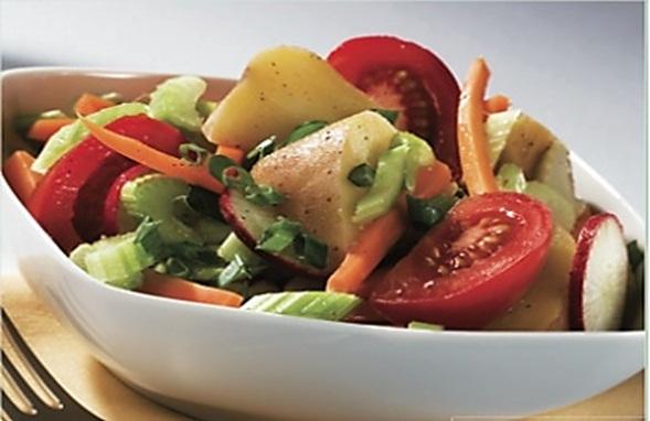 Recetas Cocina Americana | Ensalada Americana Recetas De Cocina Sencillas Y Rapidas