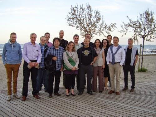 Dos investigadoras de la UJI se forman en la red europea Marie Curie sobre drogas de abuso en aguas residuales
