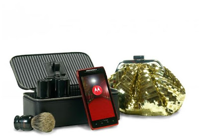 Motorola unveils Droid RAZR MAXX Red Carpet edition
