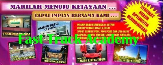 FAST TRACK ACADEMY Jutawan