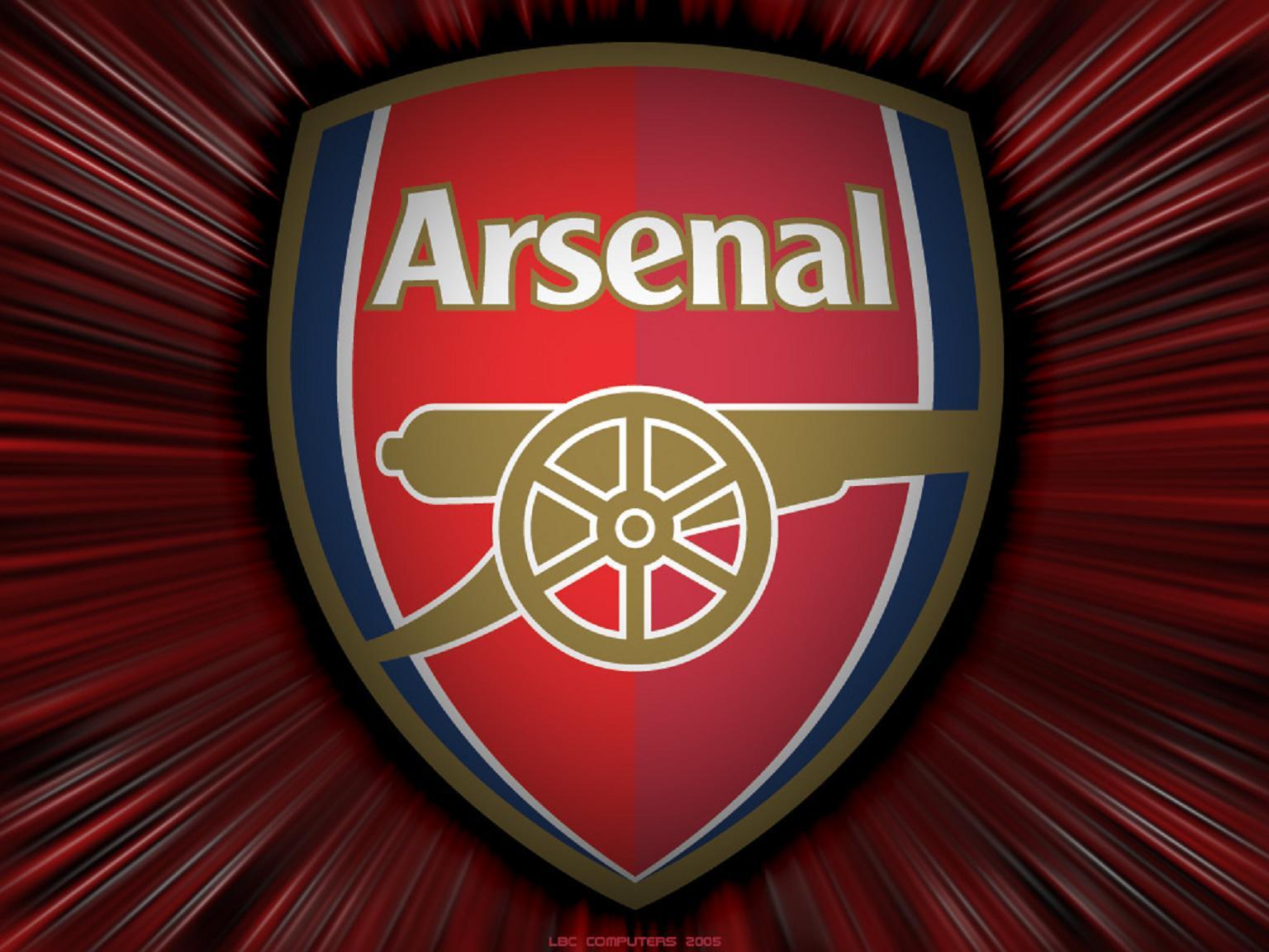 Papel De Parede Do Arsenal Wallpaper Papel E