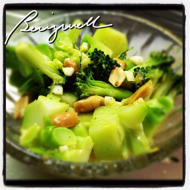 Making Homemade Salad Dressing