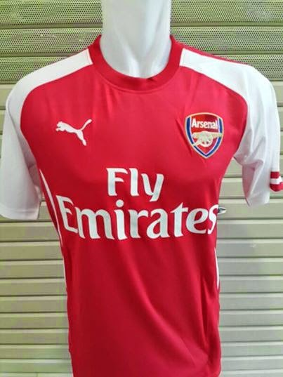 Jersey Arsenal Home 2014-2015