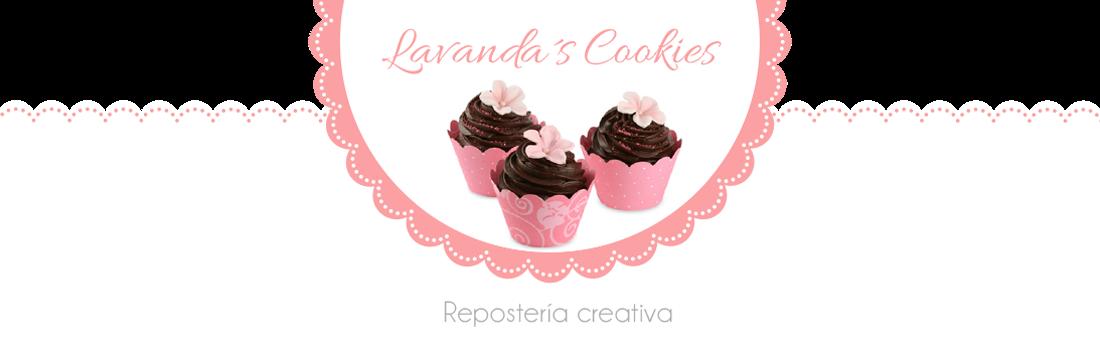 Lavanda´s cookies