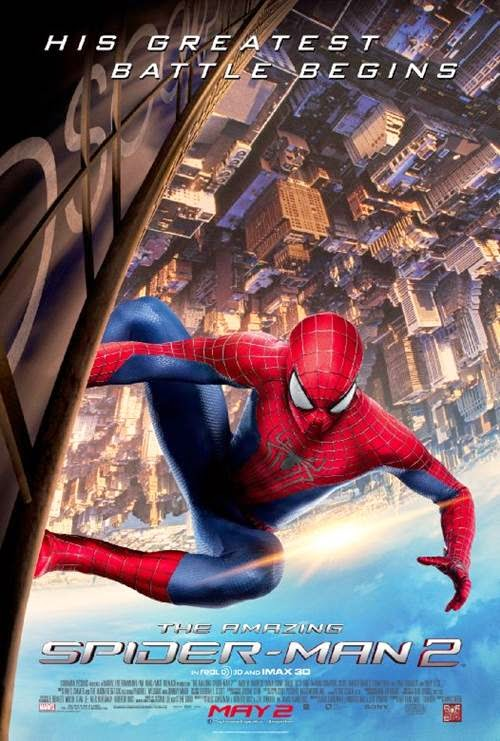 New Movies In Theaters This Week, Fri, May 2nd - SPIDER-MAN
