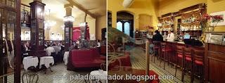 Confiteria Torres interior restaurante