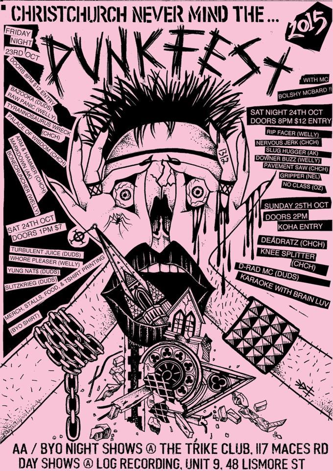 Punkfest 2015