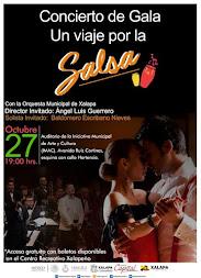 Invitan al concierto de gala Un Viaje por la Salsa