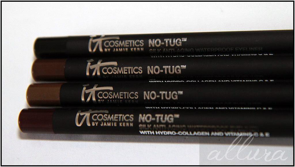 It No-Tug Waterproof Gel Eyeliner