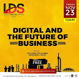 REGISTER: Lagos Digital Summit 2018