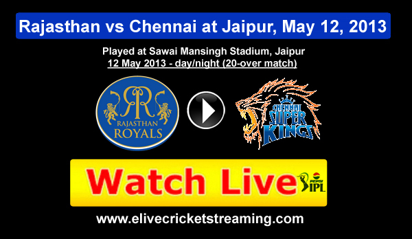 Live Cricket Streaming | Watch IPL t20 live streaming 2013