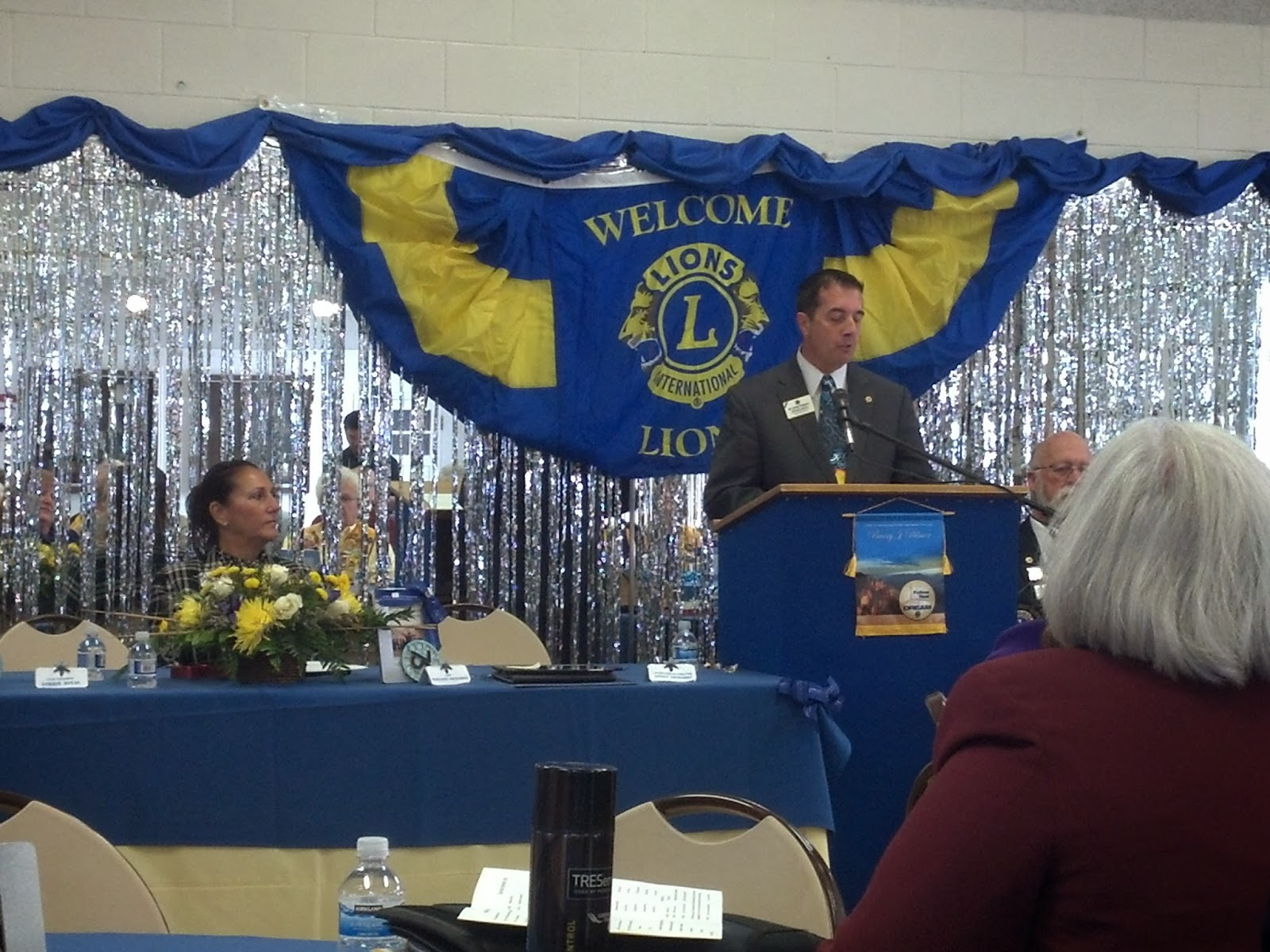 how to become a member of lions club