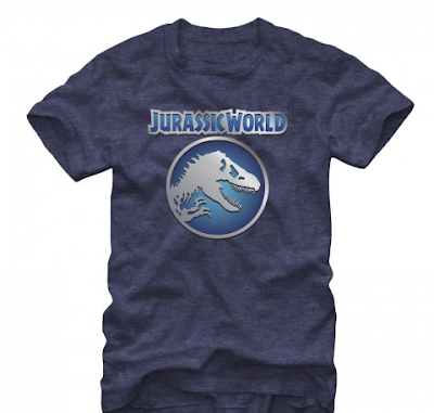 jurassic world tshirt