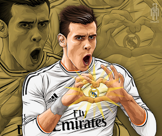 Gareth Bale Real Madrid Wallpaper Laptop