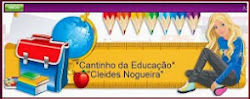 CANTINHO DA EDUCAÇÃO