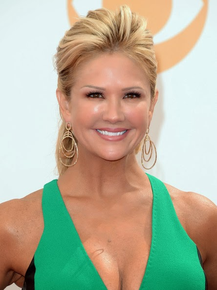 Nancy O'Dell Hairstyle