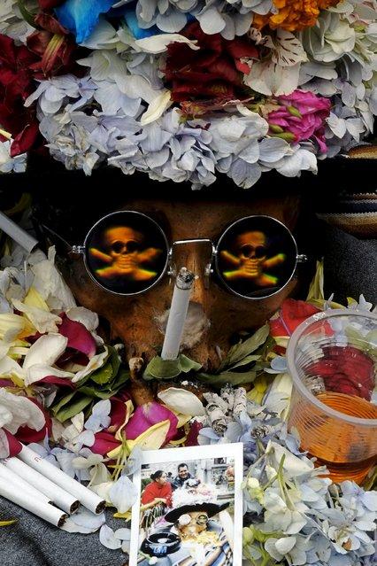 Día de los muertos en La Paz, Bolivia