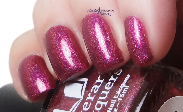 xoxoJen's swatch of Litearry Lacquers For the Rest of Us