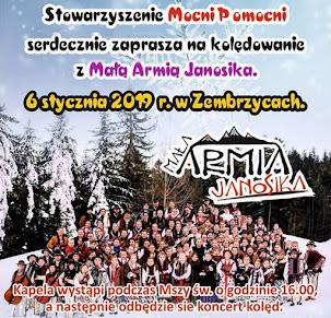 Kolędowanie z Małą Armią Janosika - Zapraszamy!