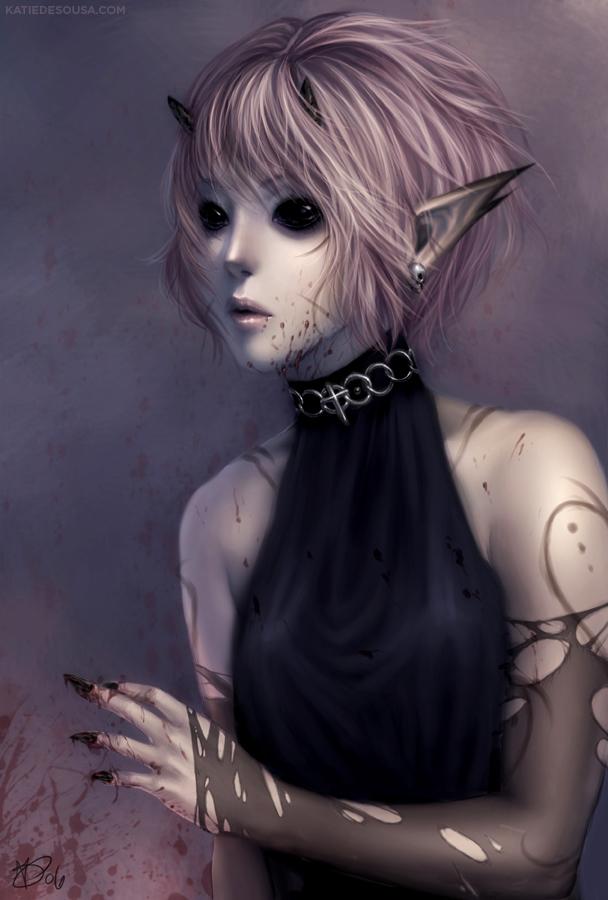 Vampire Elfin