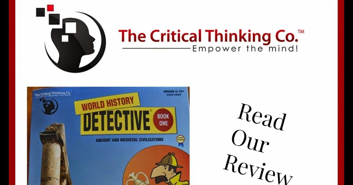 critical thinking homeschool