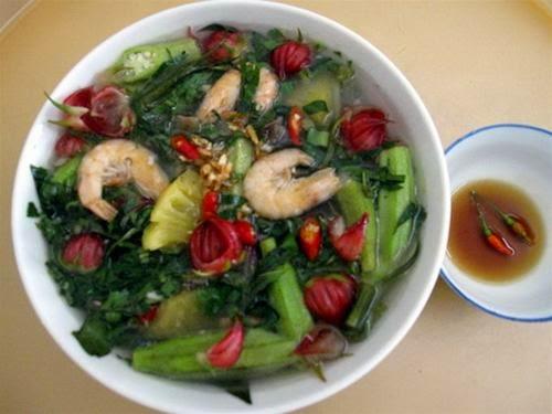 Bí quyết nấu ăn với quả tươi Hibiscus