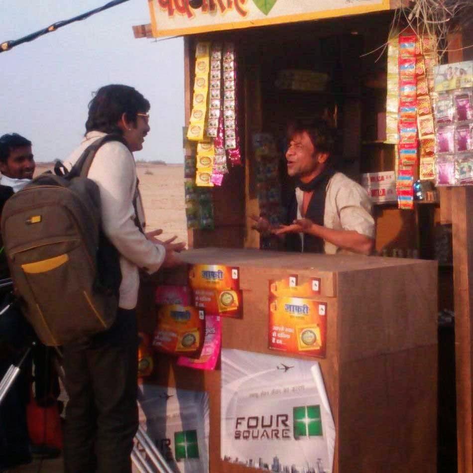 Ravi Teja's Kick 2 Telugu Movie Working Photos Gallery