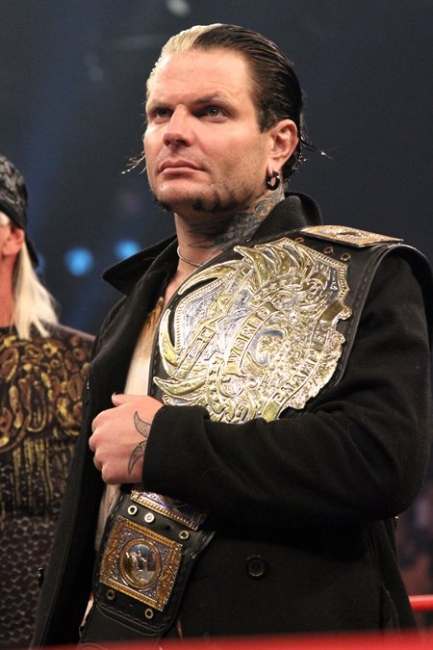 Poll Closed: Jeff Hardy TNA Champion