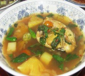 Kuliner Khas Palembang: Pindang Patin Palembang