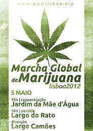 Marcha Glaobal pela Marijuana