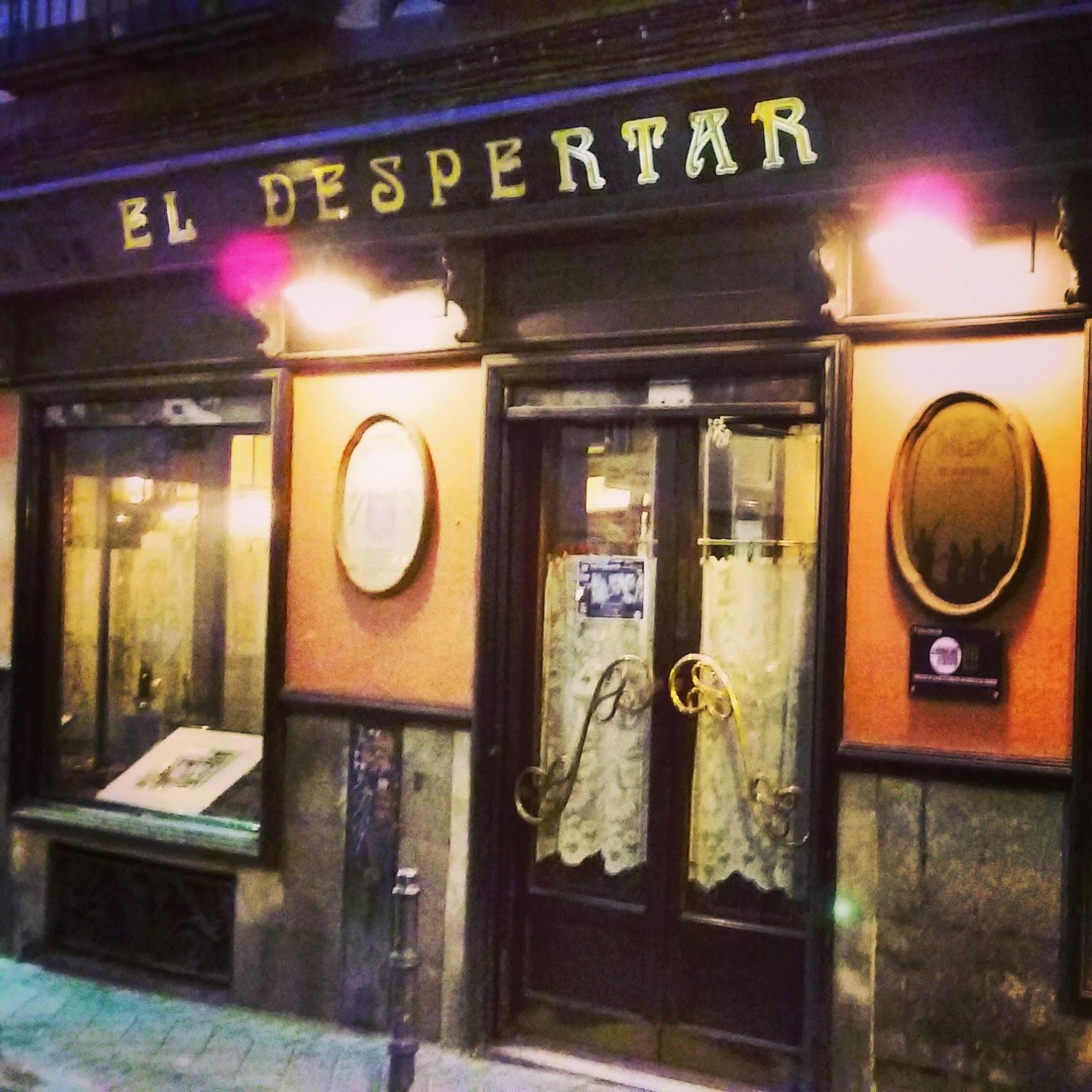 """El Despertar"",""jazz"",""Juan Ruiz"",""gracias"",""cagada"",""troll"",""bruto"",""Madrid"",""lavapiés"""
