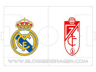 Prediksi Pertandingan Real Madrid vs Granada