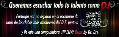 premio promocion HP Beats by Dr. Dre liverpool mexico 2011