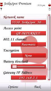 Nokia Joikuspot wifi